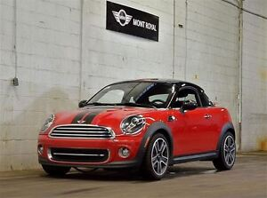 2013 MINI Coupe Cooper| harmon kardon| xenon| bluetooth
