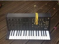 KORG MS-20 Mini Analogue Synthesizer Great Condition Boxed & Manual UK PSU