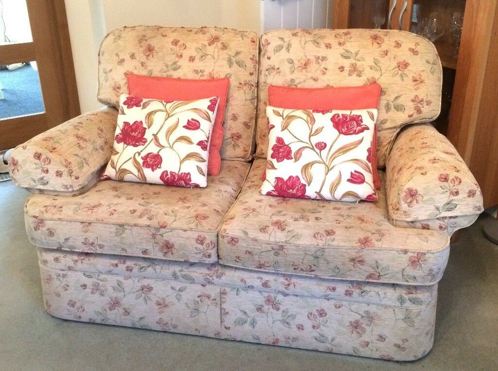 marks and spencers 2x2 seater sofa's and one arm chair in ...