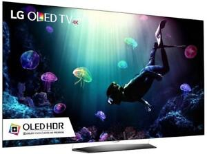 "LG 55"" OLED 4K HDR SMART WEB OS 3.0 UHDTV *NEW IN BOX*"