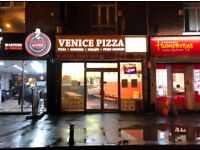 Busy Takeaway Hot Fast Food Business For Sale - Student Area - Main Road - Chicken & Pizza Shop