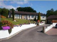 FOR SALE 4 bedroom detached house with large garage/workshop/store/annex 50 Bayne Dr, Dingwall IV15