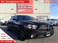 2011 Dodge Charger R/T | NAVIGATION | HEMI | SUNROOF | 20 DUB WH