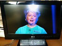 "LG 19"" LED LCD Tv"