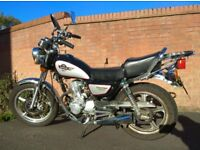 125cc Motorbike in Immaculate Condition - 1 Owner from new