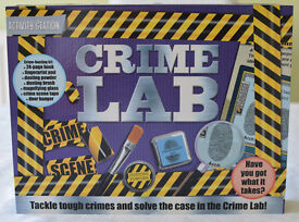 *New* Crime Lab Activity Station