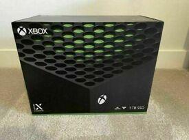 BRAND NEW Xbox Series X with Warranty and Receipt