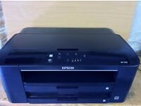 EPSON WORKFORCE WF-7015 documents at up to A3+ size as well as double-sided A4