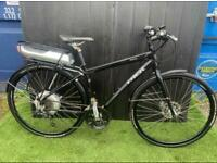 Lovely men's ladies trek hybrid bike for sale