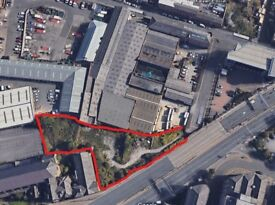 *** Land Available:- Builders Yard, Timber Yard, Scaffolding, Container Storage ***