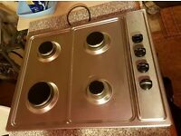 Belling Kitchen 4 gas hob with electric ignition