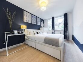 Spacious 2/3 Bedroom Flat with Large Garden Located between Barbican, Moorgate & Old St