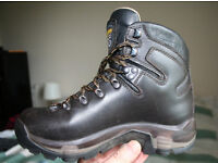 ASOLO Hiking Boots with Leather Uppers