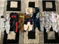 Baby boys bundle 3-6 months & 6-9/12 months
