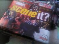 Marvel scene it. Limited edition game