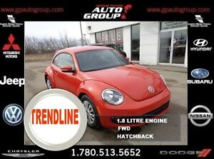 2016 Volkswagen Beetle 1.8 | One of a Kind
