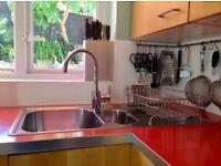 VGC IKEA EMSEN 1.5 Stainless Steel Sink, Right Draining Board, Free Plumbing Kit