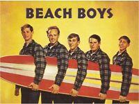 2 Beach Boys tickets for Glasgow