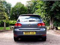 VW Golf 1.6TDI £30 road tax low miles