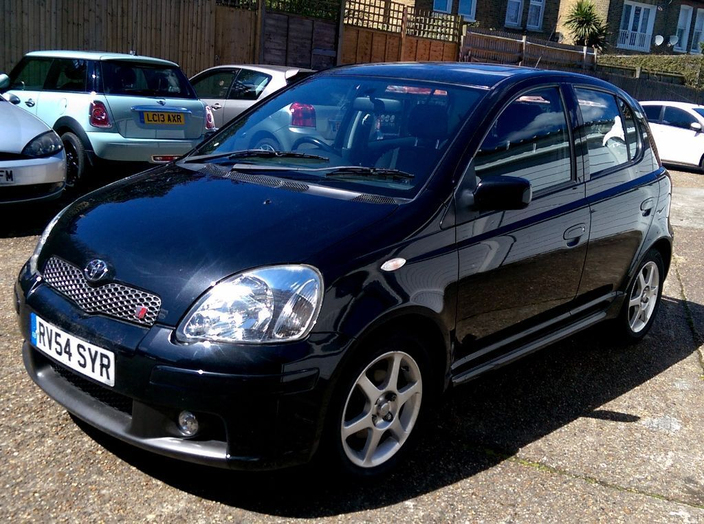 2004 toyota yaris 1 5 t sport 5 dr history 6 months warranty t z awesome cars in wandsworth. Black Bedroom Furniture Sets. Home Design Ideas
