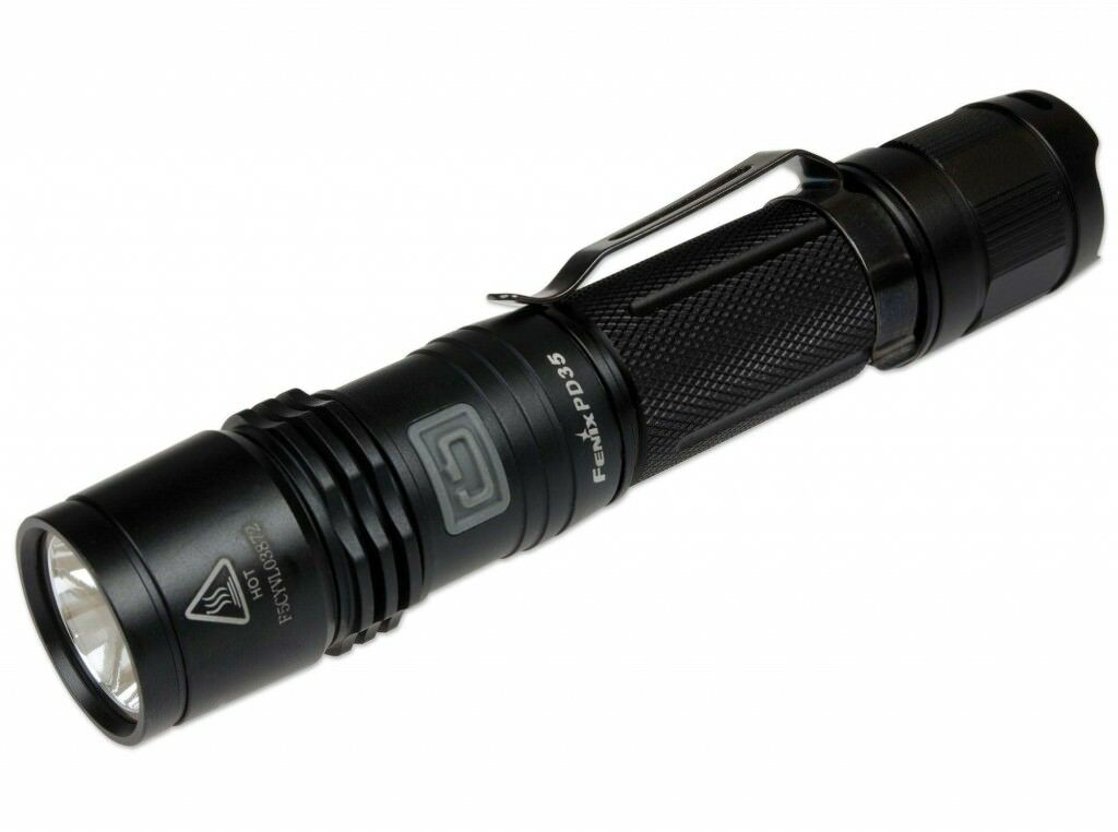 FENIX PD35 2014 Torcia Elettrica Outdoor LUCE LED 960 lumen