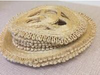 NEW Natural Corded Table Mats