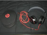 Beats Solo 2 On Ear Headphones - Black