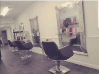 Chair for rent in Salisbury City Salon