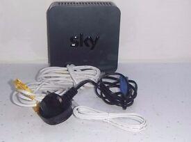 Sky wireless internet Box