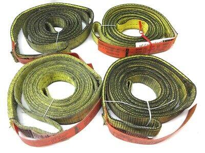 Liftall En1-601dx5 1 W X 5 L Web Sling Endless Polyester 1 Ply Lot Of 4