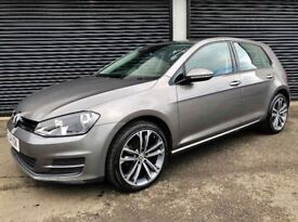 2014 VOLKSWAGEN GOLF 1.6 TDI 105 BLUEMOTION TECH S NOT POLO CIVIC ASTRA FOCUS LEON AUDI A3 A4 C4 C3