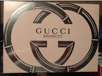 Gucci bamboo perfume set