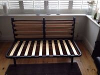 GREAT CONDITION IKEA Licksele Double Futon sofabed with mattress £70 ono