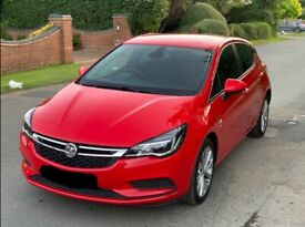 image for Vauxhall, ASTRA, Hatchback, 2017, Manual, 1399 (cc), 5 doors