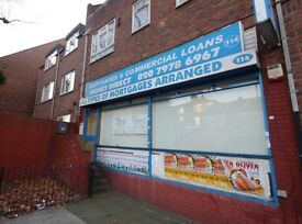 Falcon Road, Clapham Junction, SW11 Shop/office for lease approx 1000 sq ft