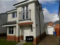 3 Bed Detached House with Large Garage