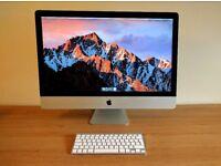 2011 27'' Quad Core iMac, 12GB RAM, 250GB SSD