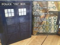 Dr Who the complete first series Tardis Edition