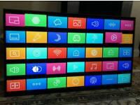 43in Samsung Smart 4K HDR Ultra HD TV WI-FI TV PLUS WARRANTY [NO STAND]