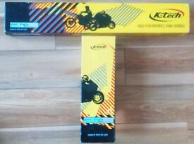 For Sale: K-Tech Motocross after market fork and rear shock springs