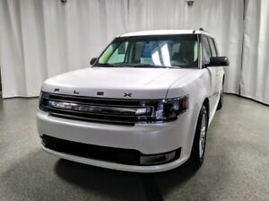2013 FORD FLEX AWD SEL CUIR,TOIT PANO,NAVIGATION,FULL