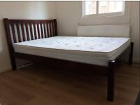 Second Hand Double Bed Frame For Sale.