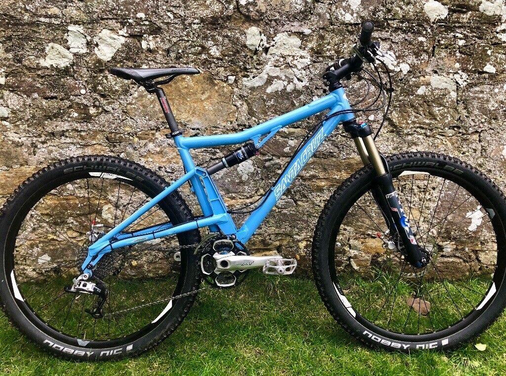 Santa Cruz Superlight Mountain Bike - Great Condition | in Fettes ...