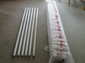 SYLVANIA T12 Fluorescent tubes G13 cap F65/80W/35-535 5ft white unused (6 available)