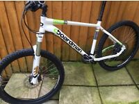 C boardman comp mountain bike