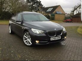 2010 BMW 530d GT GREY Automatic Diesel SAT NAV Leather BMW Full Service