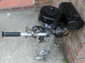 British Seagull Outboard Engine/Motor. Series 40 F/Weight for small Boat Dinghy Tender