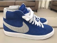 Nike blazer mid VNTG suede hi - Size 4 - Never used