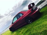 Subaru Impreza WRX - stage 1 - private plate - clean example - swap BMW X5 3.0D/similar/5dr hatch