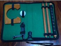 Indoor Golf Putter Gift Set